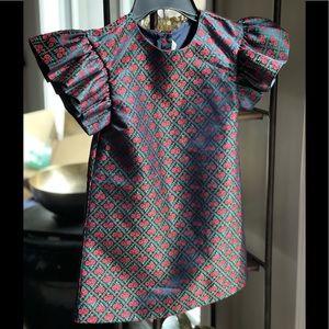 New!  😍 Janie and Jack Girls Dress -Size 5